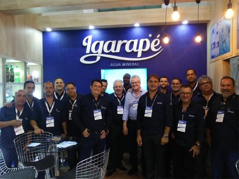 Igarapé é destaque na Superminas 2019